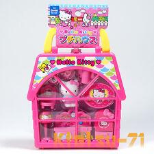 Hello Kitty Petite House Play Set Tea Parties Doll Furniture Toys Muraoka Japan