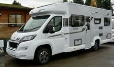 Luxury Motorhome for Hire - 2019 Elddis Vogue 196 - 6 Berth Free Wifi