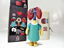 LUNGS vinyl figure - Organ Donors by David FOOX & ESC Chinese Version