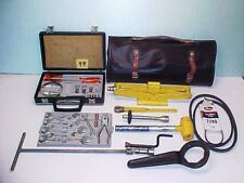 Ferrari 365 Jack_Tool Kit Brief Case_Roll Bag_Hammer_Ratchet_Everest_Daytona GTS