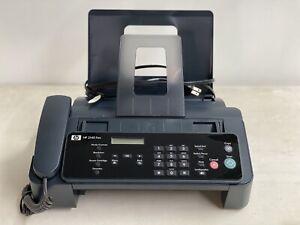 HP 2140 Fax Professional Quality Plain Paper Fax Machine Copy Phone