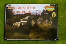 Strelets WW1 ARMOURED CAR AUSTIN-PUTILOV 1/72 A011