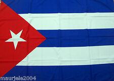 Bandiera Cuba, Havana Nuova 140x90 Cubana Flag NEW, Drapeau o Bandera de Cuba