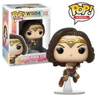 Wonder Woman Flying Official DC Wonder Woman 1984 Funko Pop Vinyl Figure