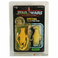 Star Wars Vintage -Amanaman - POTF Last 17 - MOC - UKG / AFA 85