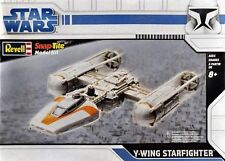 Revell #1863 Star Wars Y-Wing Starfighter SnapTite Model Kit--Free Shipping