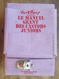 Le manuel géant des Castors Juniors. Hachette / Le livre de Paris 1976, TBE