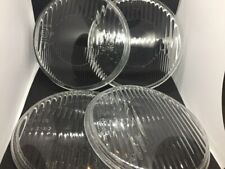 BMW E30 E34 E32 4pcs (2x for low beam, 2x high beam)  Headlight Glass