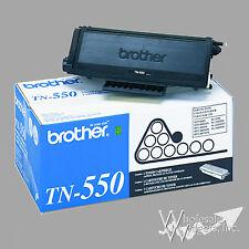 Genuine Brother TN550 Black OEM Toner HL5240 HL5250DN TN-550
