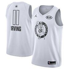 Jordan Brand 2018 NBA All Star Boston Celtics Kyrie Irving Swingman Game Jersey