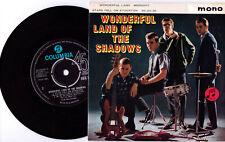 "The Shadows  ""Wonderful Land Of The Shadows "" 7"" EP"