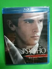 American Psycho (Blu-ray Disc, 2007, Uncut Edition)New*Free Shipping*Sealed