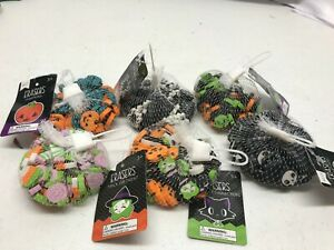 60 Count Mini Halloween Spooky Creepy Fun Candy Characters Teacher Student