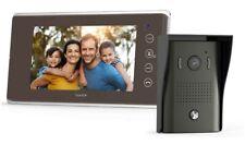 Tilview Video Doorbell Phone Kit, ring Video Doorbell Waterproof Video Intercom