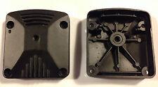 4x Eurolite Endkappe für LED Bar schwarz (Metall) NEU Ersatzkappe Verschluß