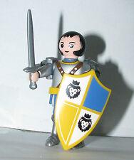Playmobil-Sir Gareth, chevalier de la super série 4