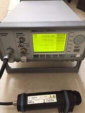 Agilent 8163A+ 81618A+ 81624A Power Head+ 81689A Tunable Laser+ 81010BL+ 81001FF