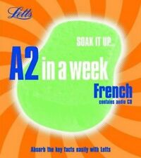 French (Revise A2 in a Week) Paperback Book