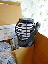 New listing Solar Dancing Flame Lantern Set of 4