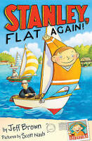 Stanley, Flat Again (Flat Stanley), Brown, Jeff, Very Good Book
