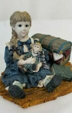 Yesterday's Child Dollstone Collection limited edt. Jennifer with Priscilla 1995