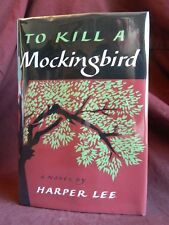 To Kill a Mockingbird by Harper Lee 15th Print, Hardcover and Go Set A Watchman