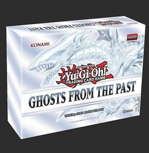 YuGiOh Ghosts from the Past Mini Box PRE SALE SHIP 4/16/2021
