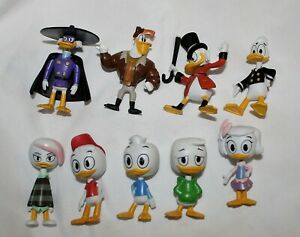 New Disney Ducktales Mini Figures You Pick Scrooge Webby Huey Blind Bag