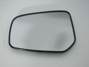 Mitsubishi Mirage Driver Side Left Door Mirror Glass OEM 2014
