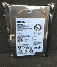 "Dell ST600MM0006 600GB 6G 10K 2.5"" SAS 7YX58 Hard Drive"