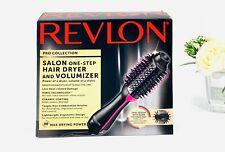Revlon Salon One-Step Hair Dryer and Volumizer - Pink