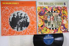 LP/GF ROLLING STONES Aftermath SLC235 LONDON JAPAN Vinyl
