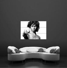 The Doors Jim Morrison Giant Poster Art Print