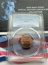 2019-W Lincoln Cent, MS69RD, PCGS