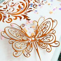 Butterfly Metal Cutting Dies Scrapbooking Album DIY Stencil Card Embossing Craft
