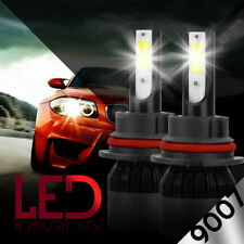 120W 12800lm 2Sides LED Headlight Kit 9007 HB5 Hi/low beams HID 6000K Bulbs Pair