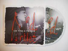 ROD BARTHET : LES FILLES A L'ECOUTE ♦ CD ALBUM PORT GRATUIT ♦