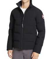 New Authentic Canada Goose 2018 Woolford Down Bomber Jacket Nwt Navy