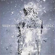 MASSIVE ATTACK 100TH WINDOW CD BRAND NEW AND SEALED