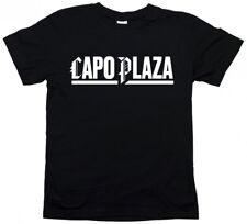 T-Shirt Maglietta CAPO PLAZA CAPOPLAZA 20 - hip hop rap bhmg uomo donna ver.3