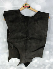 Boys Size S-M Hand Cut Real Suede Vest for Native American Regalia Pow Wow