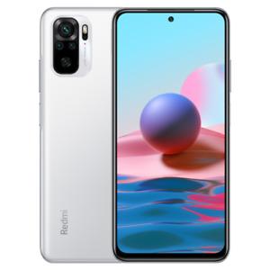 Xiaomi Redmi Note 10 4GB 128GB Dual Sim Smartphone 48MP Pebble White