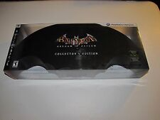 Batman: Arkham Asylum Collector's Edition Batman Wing Case & Batarang Boomerang