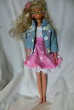 """Vintage Maxie Lookin' Smart Doll 11 1/2"""" w/Original outfit 1987"""
