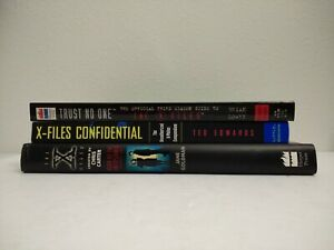 X-Files Book of the Unexplained Vol 1 Trust No One S3 Guide X-Files Confidential
