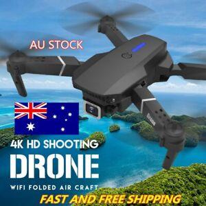 Drone X Pro WIFI FPV 4K 1080P HD Wide-Angle Camera Foldable Selfie RC Quadcopter