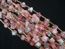 Porcelain Beads Roses 28cm Strand Jewellery DIY Jewelry Flowers FREE POSTAGE