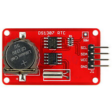High Accuracy 4.5-5.5VDC DS1307 AT24C02 I2C RTC Real Time Module For Arduino YG