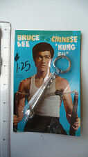 RARE - 1970s Bruce Lee Keychain, Monk's Scepter - SEALED