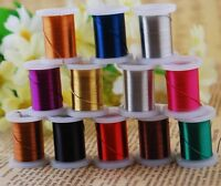 12pcs-3Yards-Spools-Metal-Wire-Craft-Jewelery Findings 0.3/0.4/0.5mm News